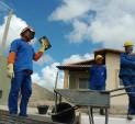 empregos na construção